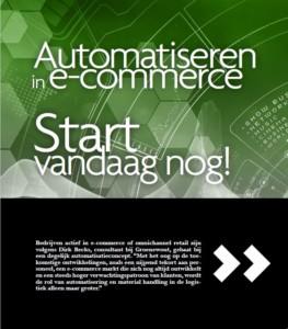 Automatiseren in e-commerce