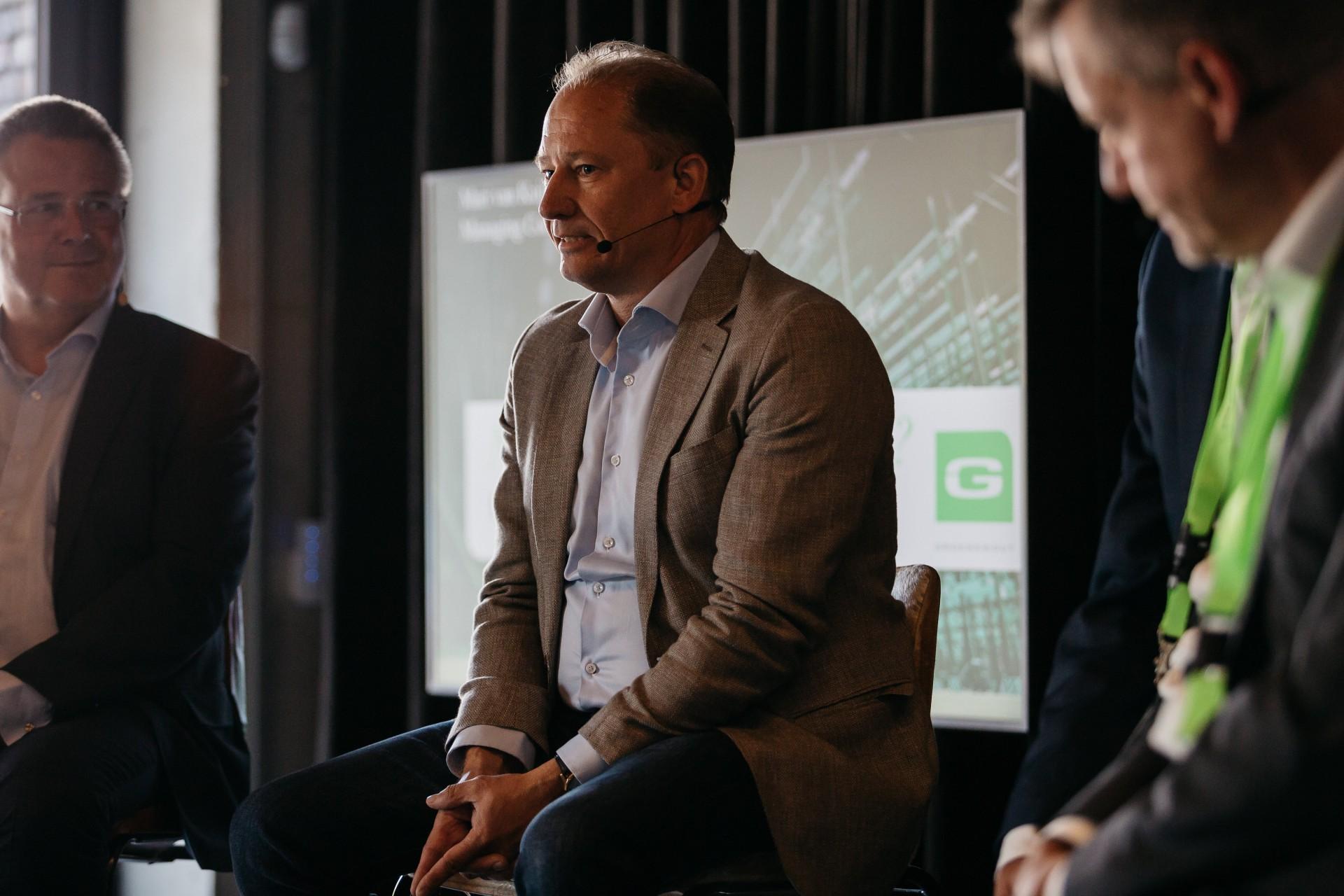 Gerwin Vos, Somerset Capital Partners