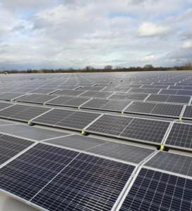 Hoeveel zonnepanelen heb je nodig (Warehouse Totaal)