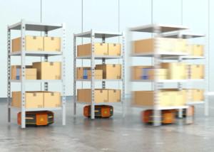 'Smart' opslagsystemen vereisen smart denkwerk; óók voor het gebouw