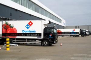 Domino's Pizza groeit verder met nieuw distributie- en productiecentrum in Nieuwegein