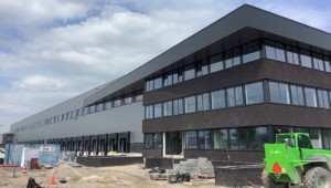 Nieuw DC Vos Logistics