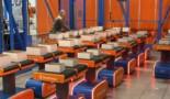. Autonome mobiele robots verdringen de conveyor